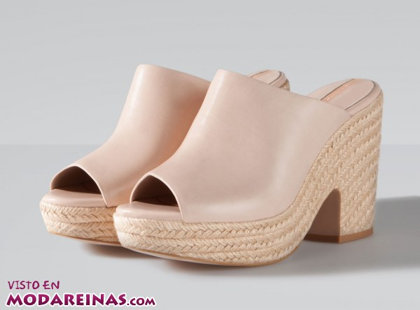 La nueva temporada llega a los zapatos de Stradivarius